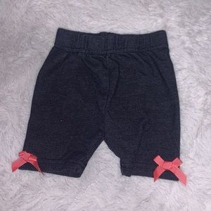 Bow shorts (3 for $10)